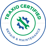 traxio certified repair and maintenance