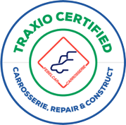 traxio certified carrosserie repair and construct